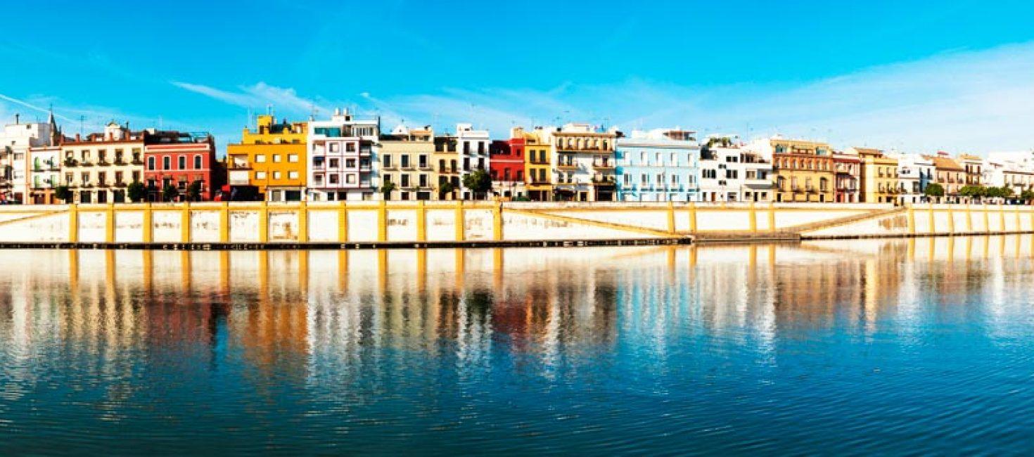 Dónde dormir en Triana y la Cartuja de Sevilla