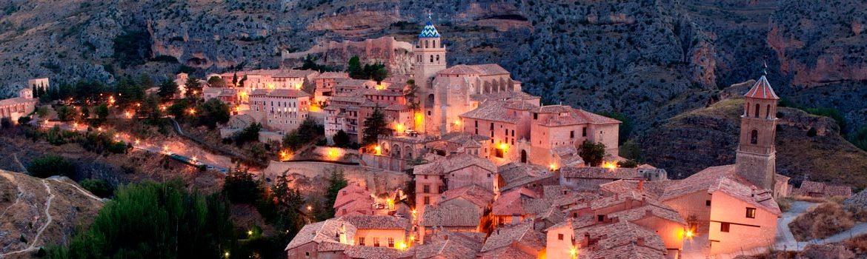 Panorámica que ver en Albarracín