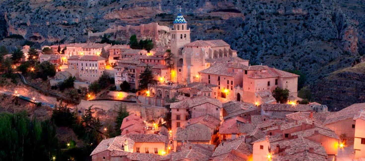 Dormir en Albarracín