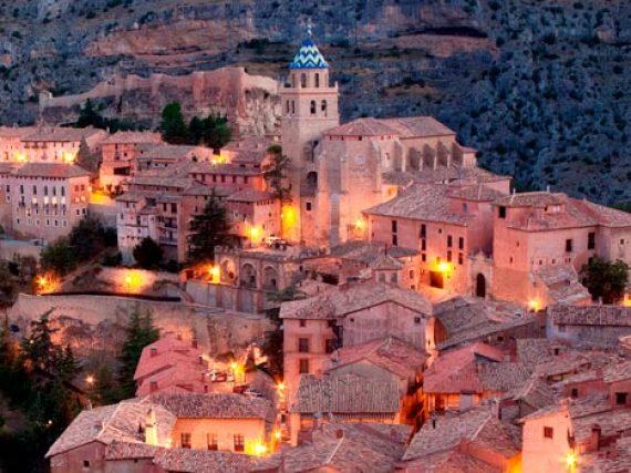 Dónde dormir en Albarracín