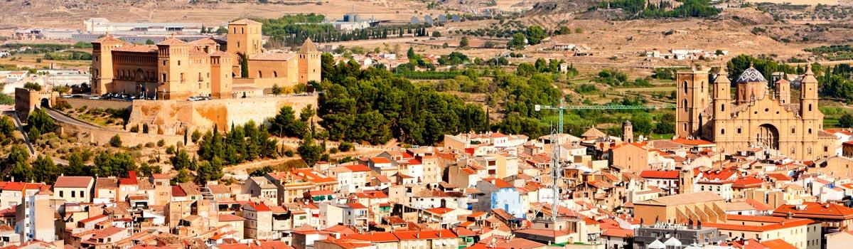 Panorámica que ver en Alcañiz