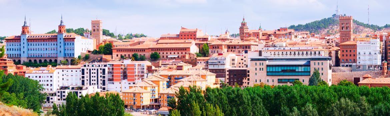 Panorámica de qué ver en Teruel capital