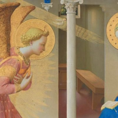 La Anunciación de Fra Angelico
