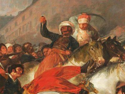 El 2 de mayo de 1808, Francisco de Goya.