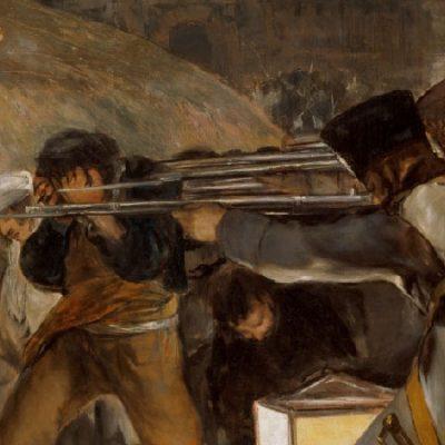 Los fusilamientos de Francisco de Goya