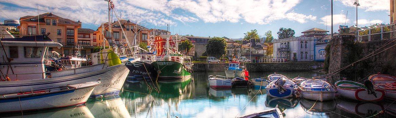 Panorámica que ver en Navia