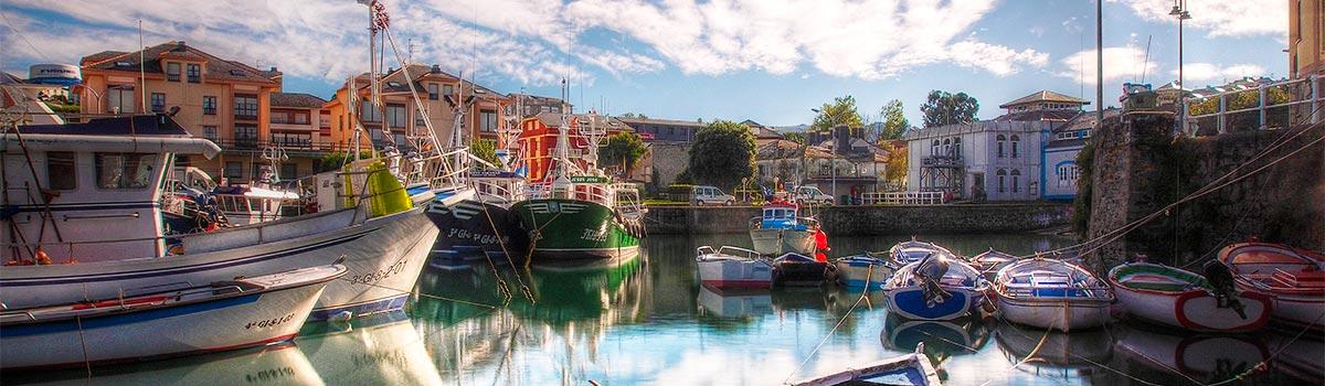 Comer y dormir en Navia - España Fascinante