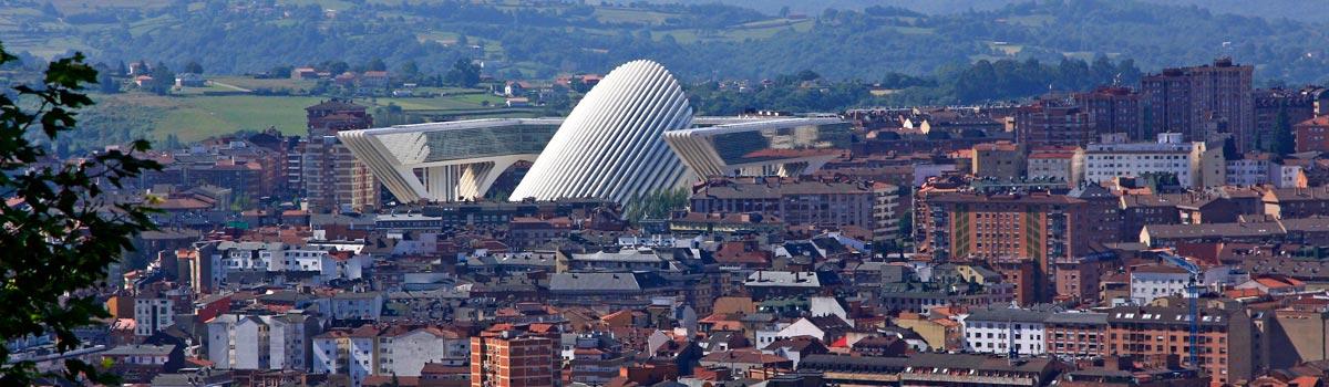 Comer y dormir en Oviedo - España Fascinante