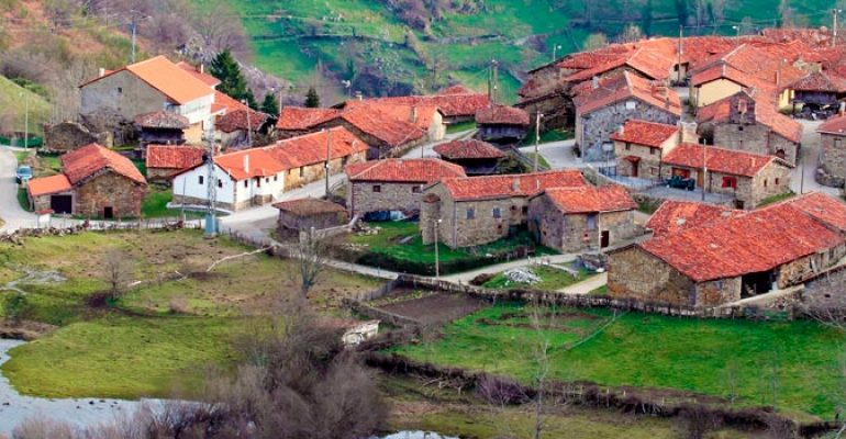 Where to sleep in Teverga