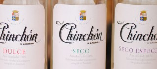 bebidas chinchon