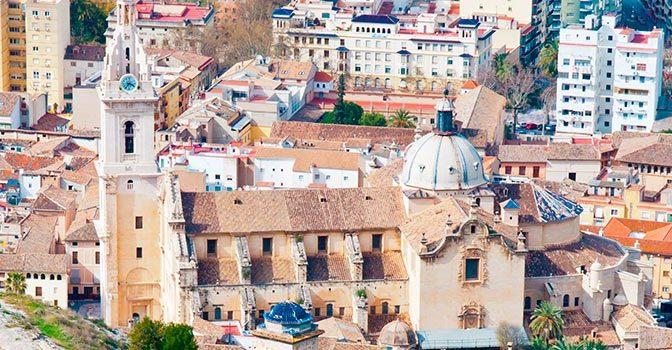 Dónde dormir en Xàtiva - Játiva