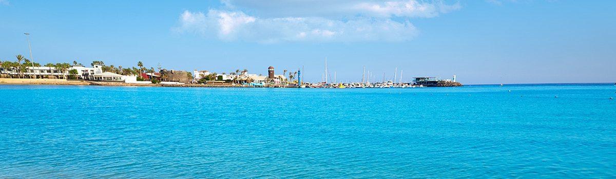 Dónde dormir en Caleta de Fuste – Fuerteventura