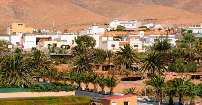 Dónde dormir en Antigua - Fuerteventura