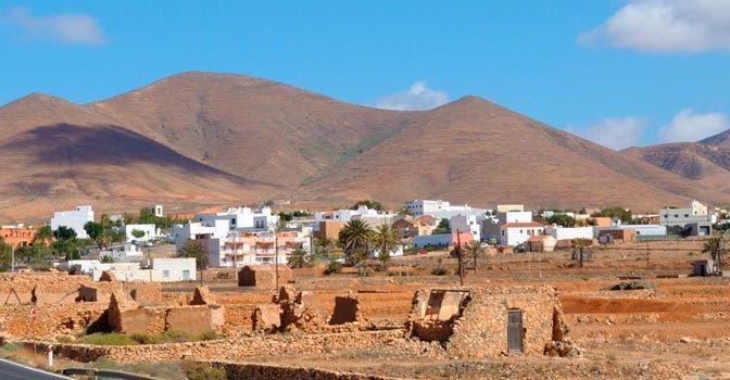 Dónde Dormir en TUINEJE - Fuerteventura