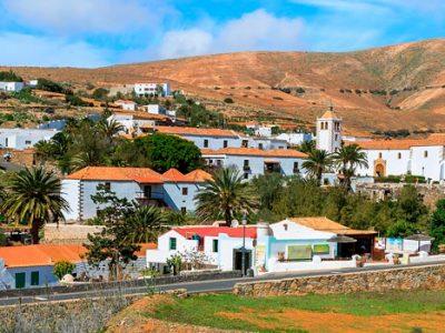 Dónde dormir en Betancuria – Fuerteventura