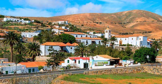 Dónde dormir en Betancuria - Fuerteventura