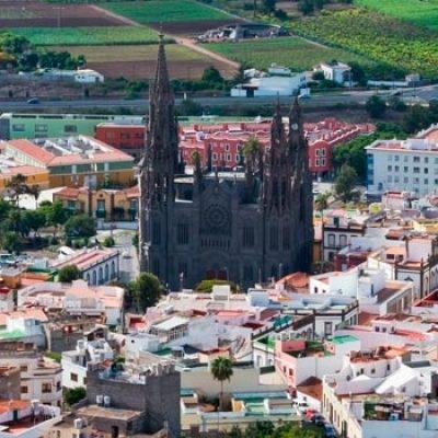 Dónde dormir en Arucas – Gran Canaria