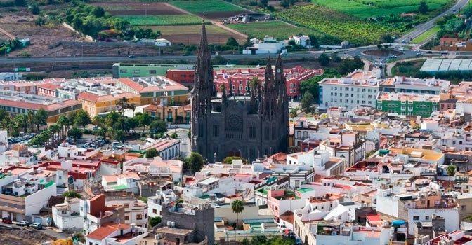 Que ver en Arucas - Gran Canaria