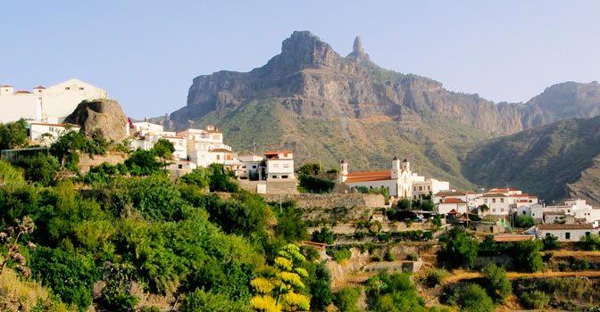 Dónde dormir en Tejeda - Gran Canaria