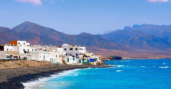 Dónde dormir en Jandía - Fuerteventura