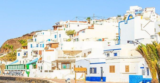 Dónde dormir en PLAYA BLANCA - Lanzarote.