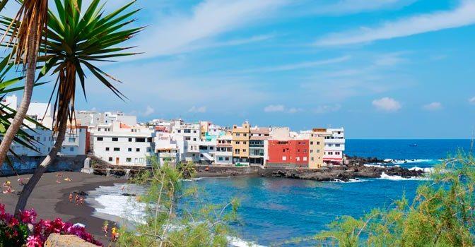 Dormir à Puerto de la Cruz - Tenerife