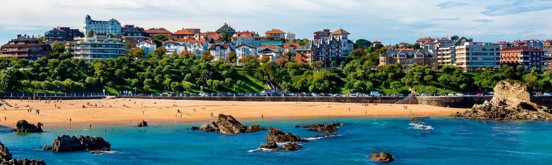 Panorámica de dónde dormir y qué ver en en Santander
