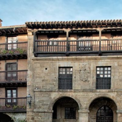 Sleep in Santillana del Mar
