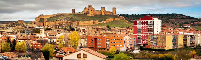 Panorámica que ver en Molina de Aragón