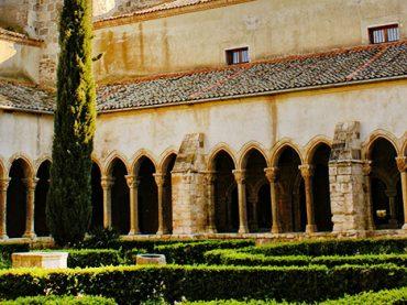 Sleep in Santa María La Real de Nieva