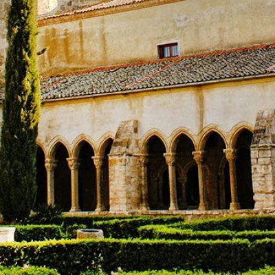 Dónde dormir en Santa María La Real de Nieva