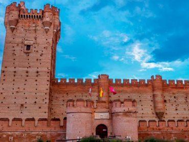 Qué ver en Medina del Campo y Castillo de la Mota