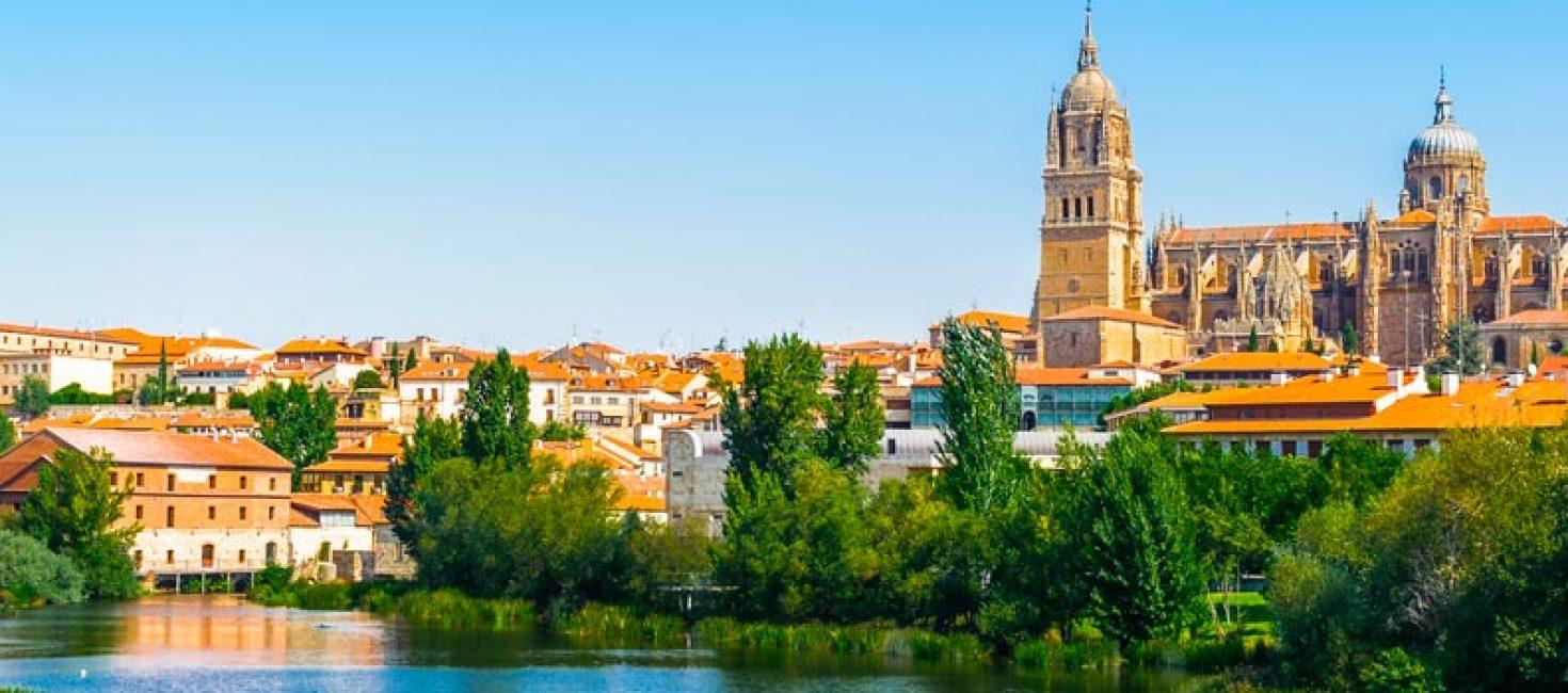 Dormir en Salamanca