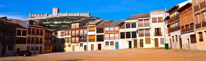 Comer y Dormir en Peñafiel - España Fascinante