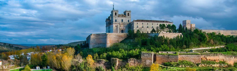 monasterio ucles espana fascinante