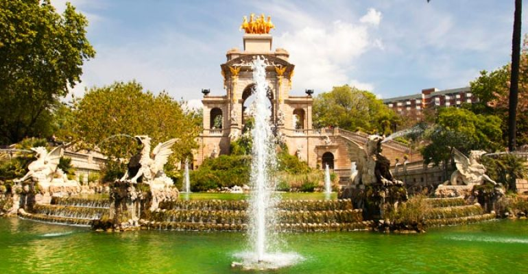 Dormir à El Born y Parc de la Ciudadella – Barcelona