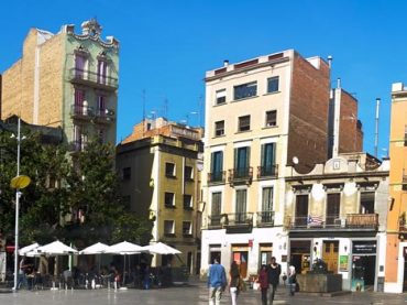 Sleep in Gracia – Barcelona