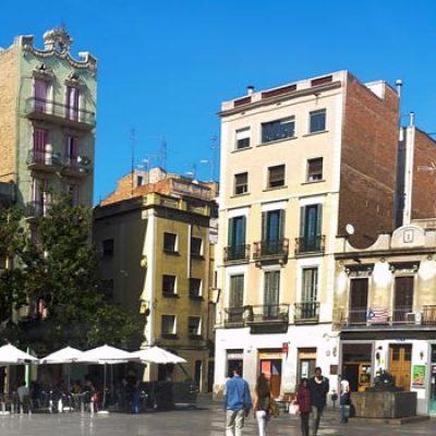 Qué ver en Barrio de Gràcia (Barcelona)