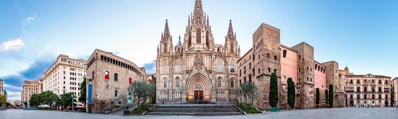 abarrio gotico barcelona espana fascinante