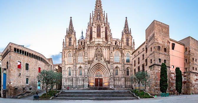 Dormir en el Barrio Gótico - Barcelona