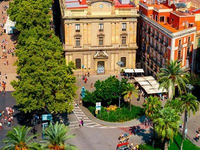 Dónde dormir en El Raval (Barcelona)