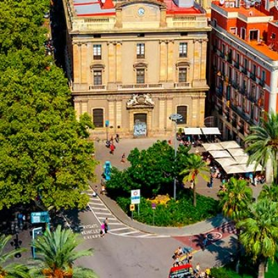 Qué ver en Las Ramblas y el Barrio del Raval (Barcelona)