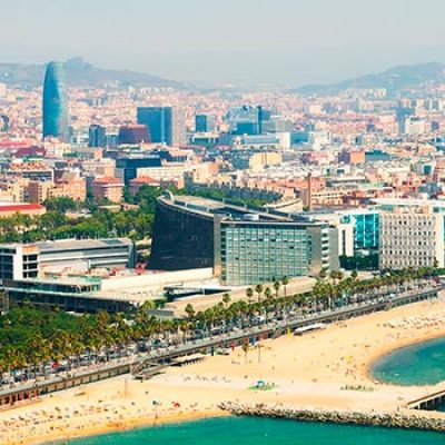 Sleep in La Barceloneta – Barcelona