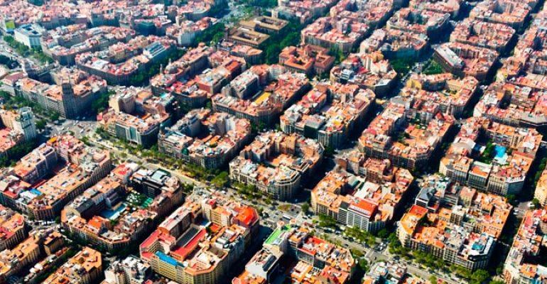 Dormir en El Eixample – Barcelona