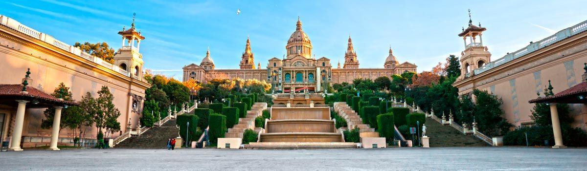 Dónde dormir en Montjuic (Barcelona)