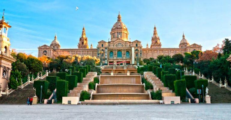 Dónde dormir en Montjuic – Barcelona