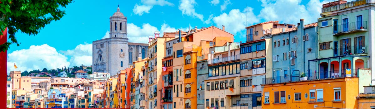 Panorámica de dónde dormir y qué ver en Girona