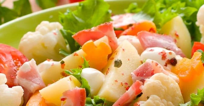 Manger à Lucena
