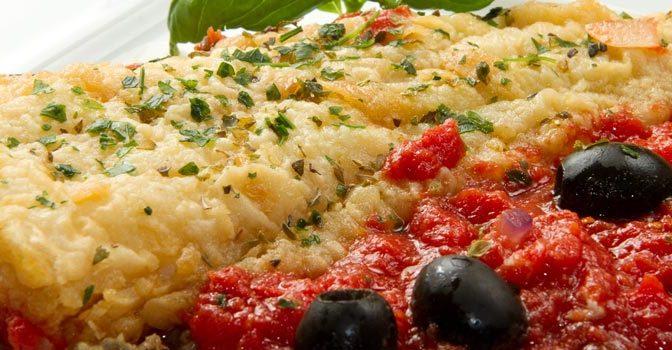 Un repas à Punta Umbria