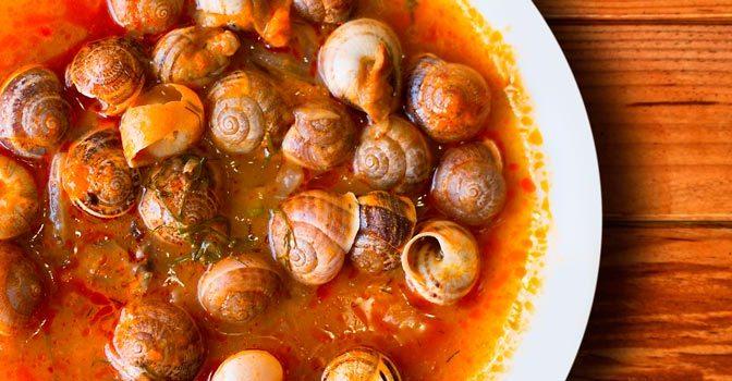 Un repas à Castelldefels